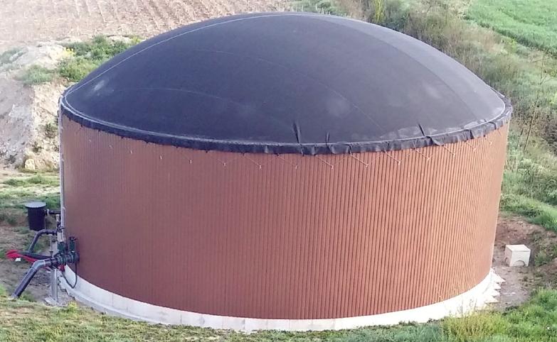 Processus de méthanisation et transformation de matière organique en biogaz